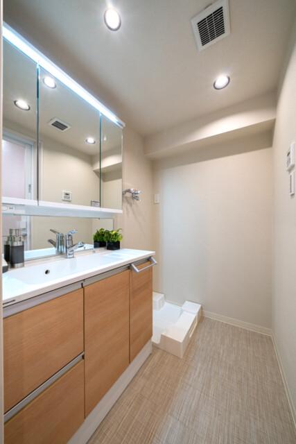 グレンパーク池田山 洗面室