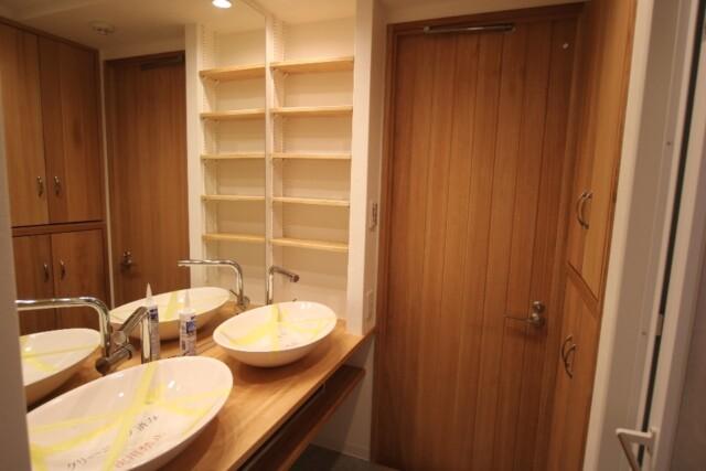 住建第6ハイプレース 洗面室
