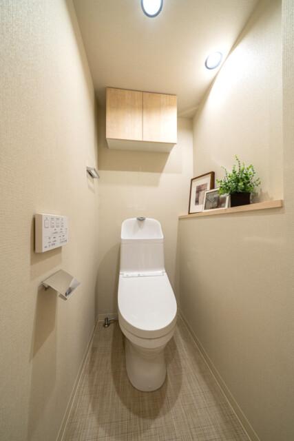 グレンパーク池田山 トイレ