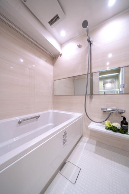 グレンパーク池田山 浴室