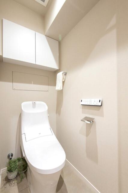 池田山コープ トイレ