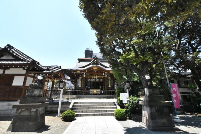 目黒駅周辺 大鳥神社