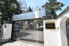 五反田周辺 タイ大使館