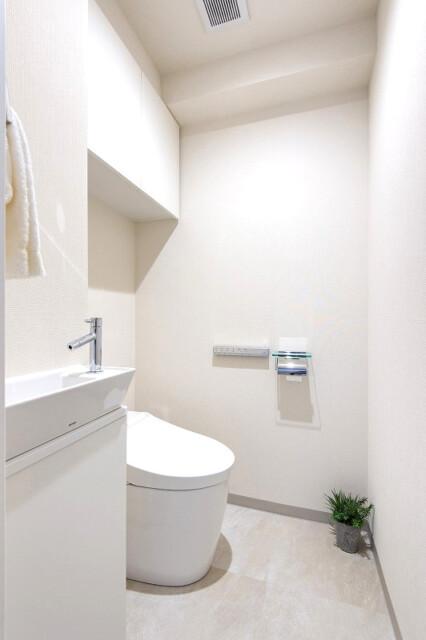 ブレシア新御徒町 トイレ