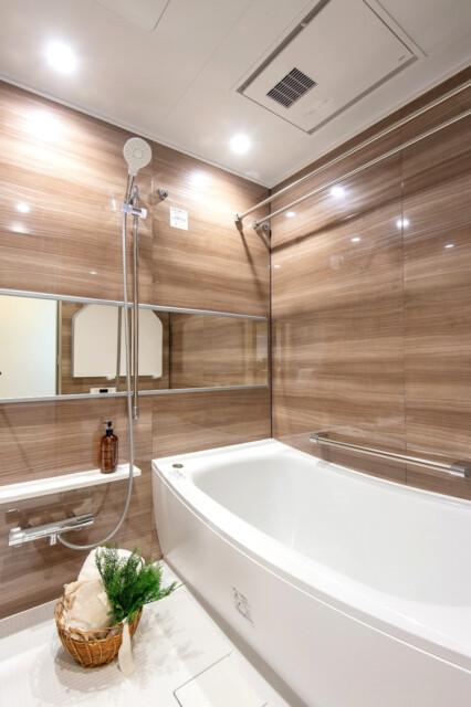 池田山コープ 浴室