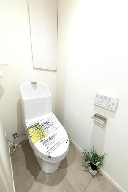 ヴェラハイツ目黒ガーデン トイレ