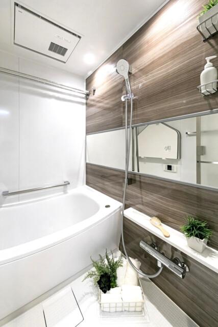 ヴェラハイツ目黒ガーデン 浴室