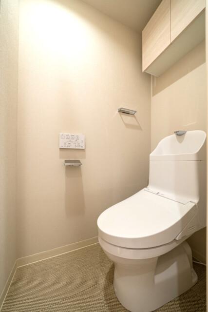 グランシティ鳥越 トイレ