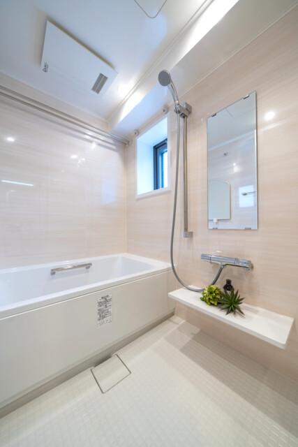 グランシティ鳥越 浴室