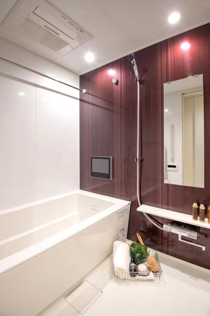ブレシア新御徒町 浴室