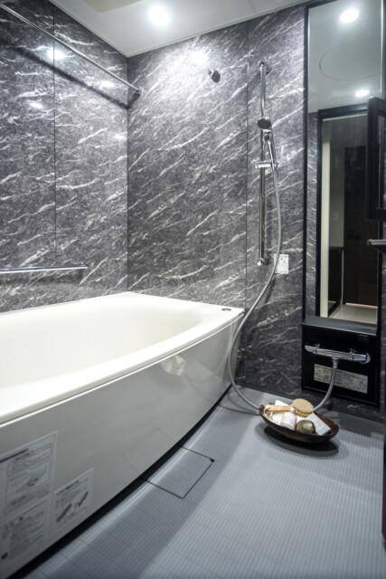 パークナード南麻布 浴室