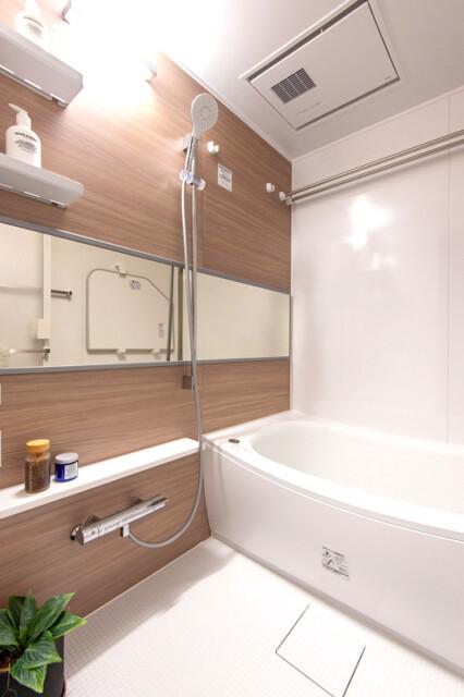 ゾンネンハイム牛込 浴室