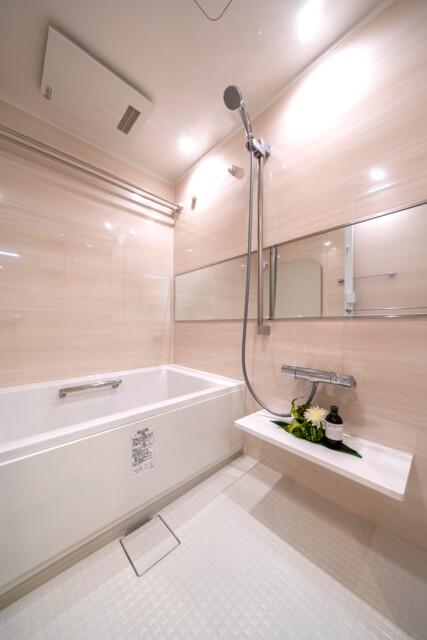 セザール小伝馬町 浴室