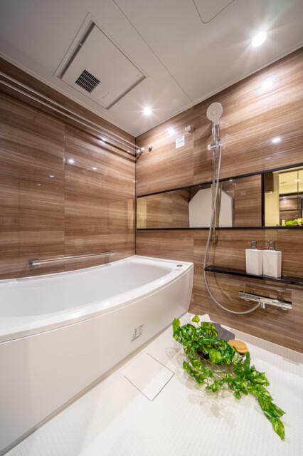 秀和四谷パークサイドレジデンス 浴室