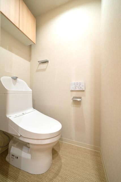 クリオ両国壱番館 トイレ