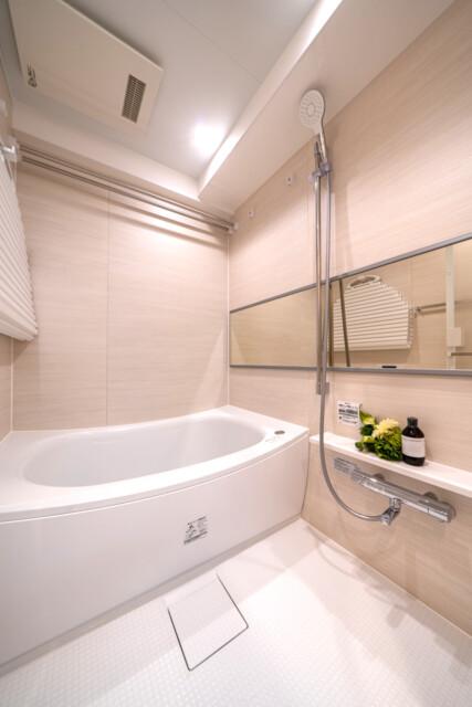 ルモンド南麻布 浴室