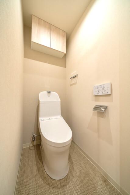 イトーピア目黒青葉台 トイレ