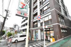 牛込柳町駅周辺