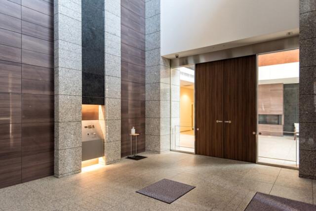 クラッシィタワー東中野 エントランスホール