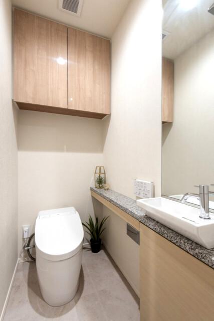 クラッシィタワー東中野 トイレ