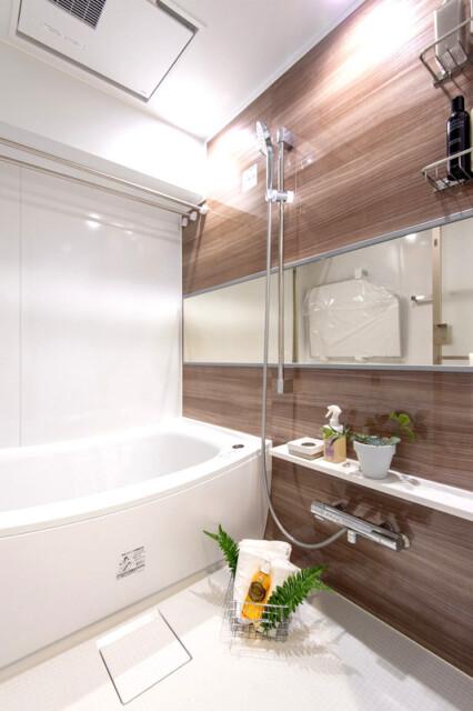 スカイコート日本橋浜町公園 浴室
